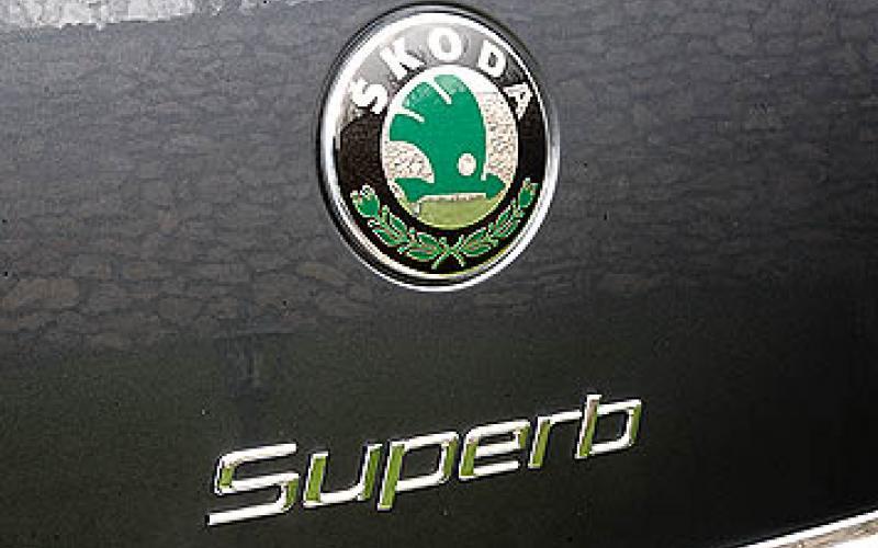Skoda Superb 2.0 TDI