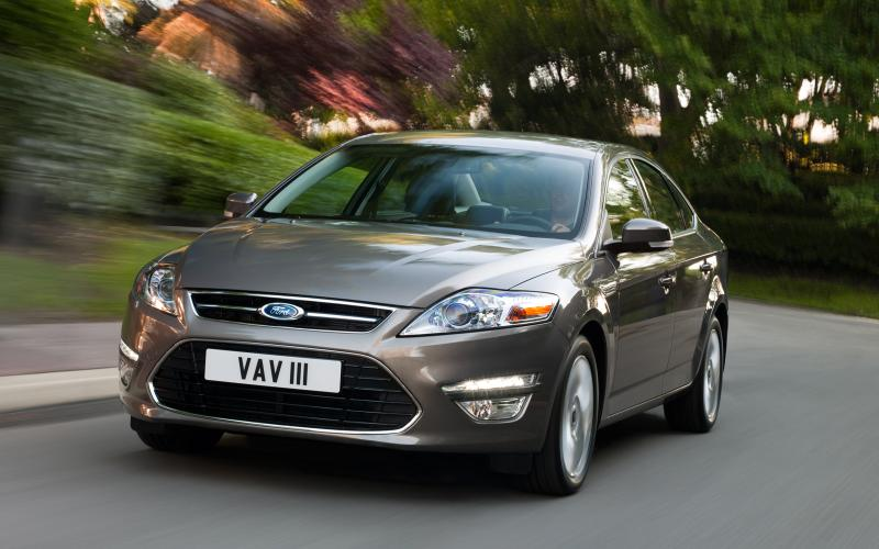 Ford Mondeo 2.0 240 Ecoboost