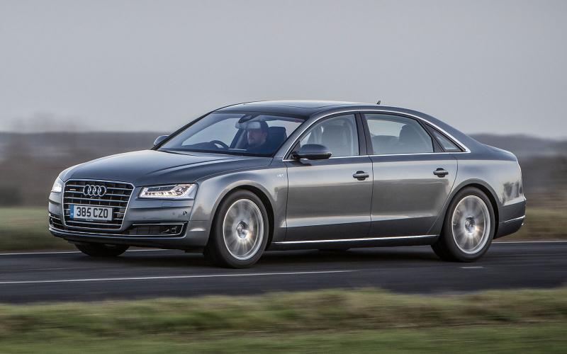Audi plans super-smooth four-cylinder engine