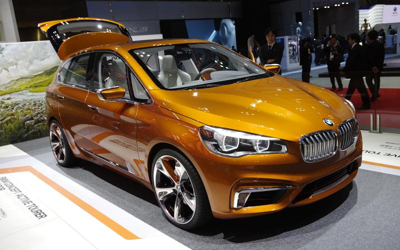 BMW plans more front-wheel drive models