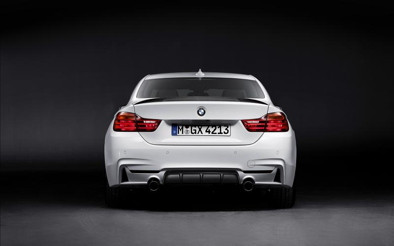 BMW previews look of new M4
