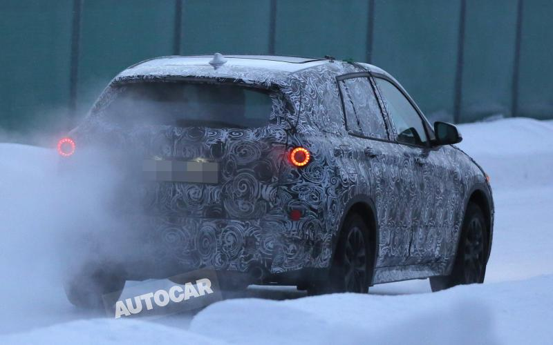 New BMW X1 confirmed for 2015 launch