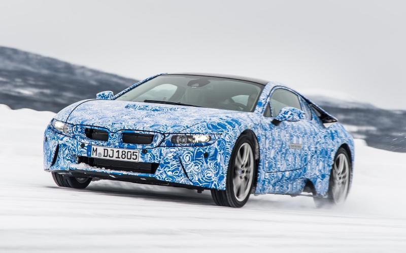 BMW plans to expand forthcoming i range.