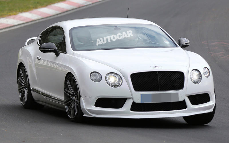 Bentley to launch GT3-based road car at Goodwood Festival of Speed