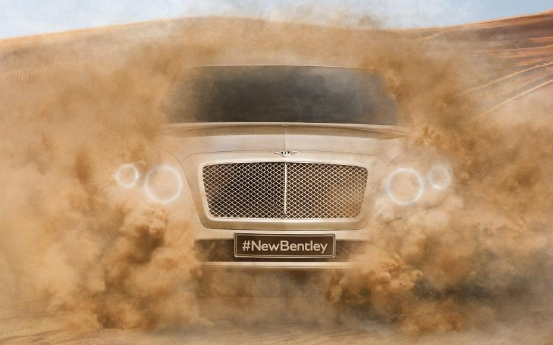 Bentley SUV targets 200mph for 2016 launch