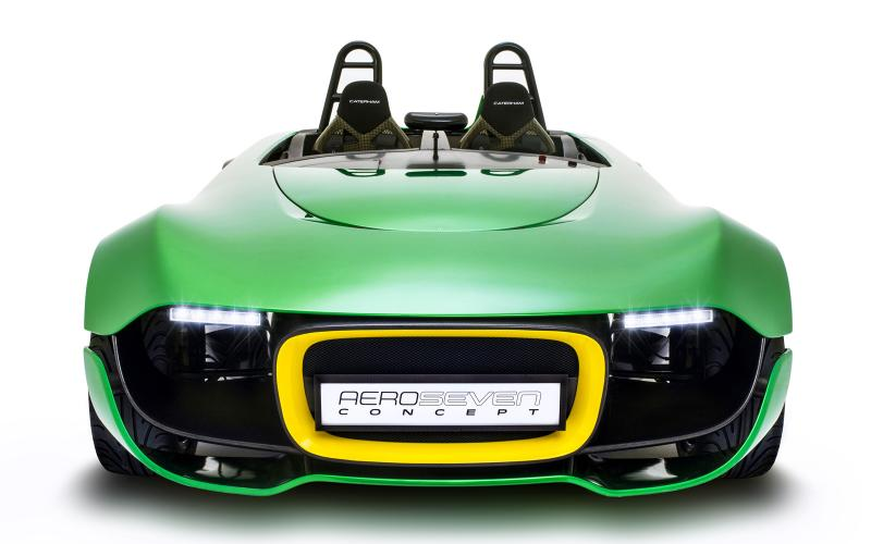 Caterham AeroSeven to get redesign for 2015 launch