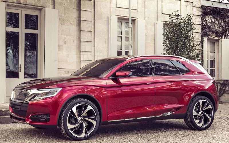 Citroen DS SUV is destined for Europe