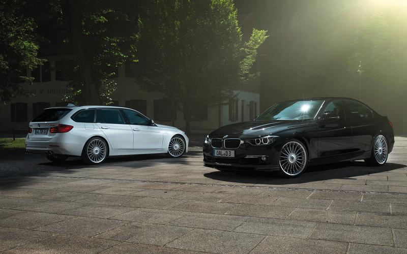 New diesel Alpina D3 Bi-Turbo set for Frankfurt reveal