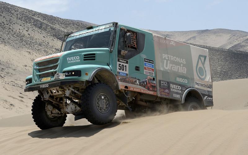 Mini wins 2014 Dakar Rally