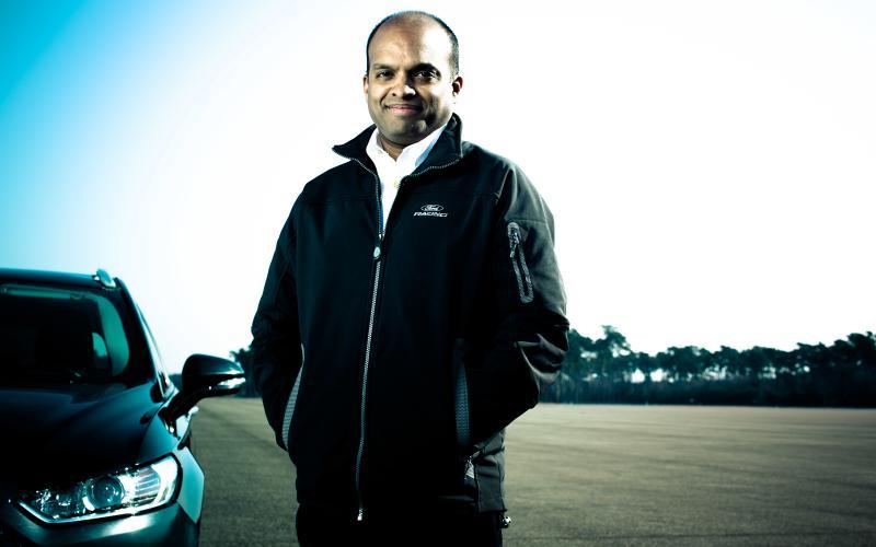 Bringing global appeal to Ford: Raj Nair's dream job