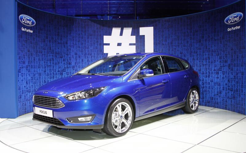 Next-generation Ford Focus to keep fastback shape