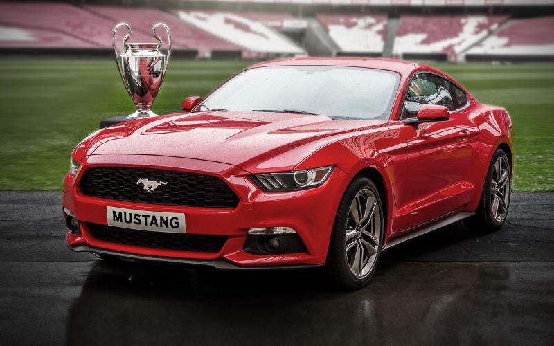 Ford overwhelmed by stampede to reserve a new Mustang