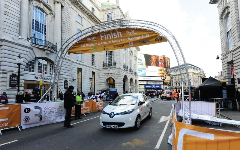 What does the cancellation of The Future Car Challenge mean for future cars?