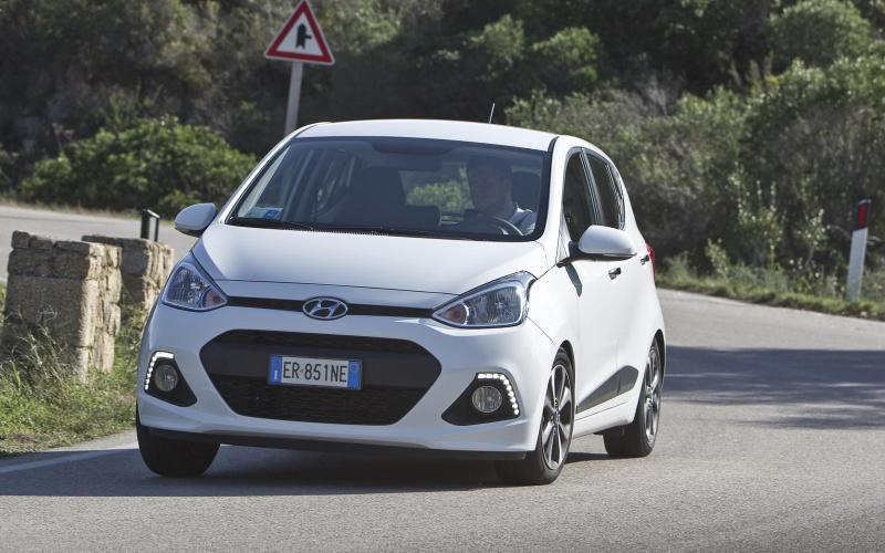 Hyundai i10 1.0 first drive review