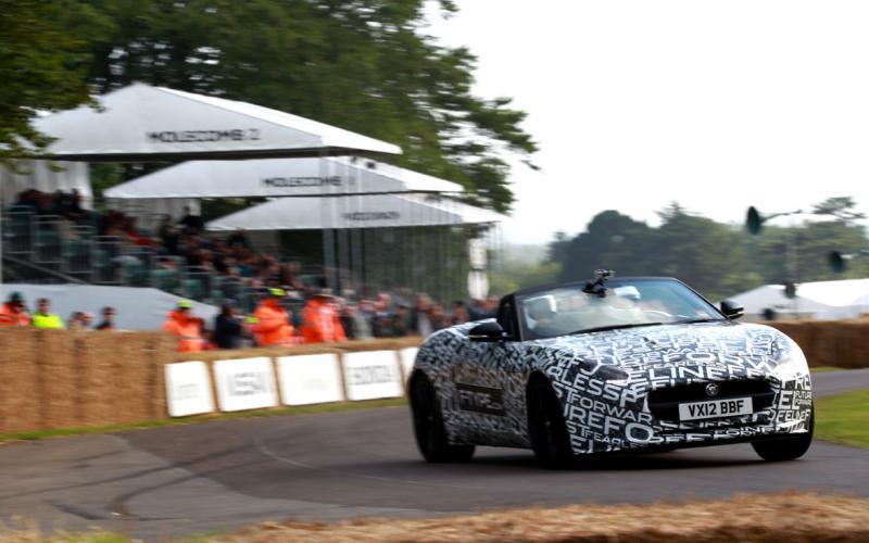 """New York motor show: Jaguar race return """"obligatory but not imminent"""""""