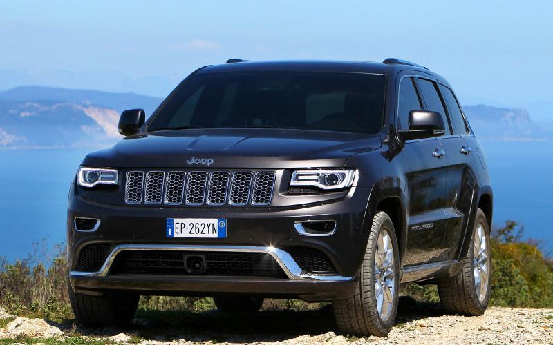 Jeep considers upmarket seven-seat SUV