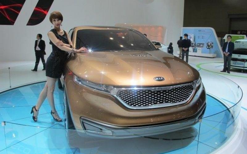 Seoul motor show 2013: report and picture highlights
