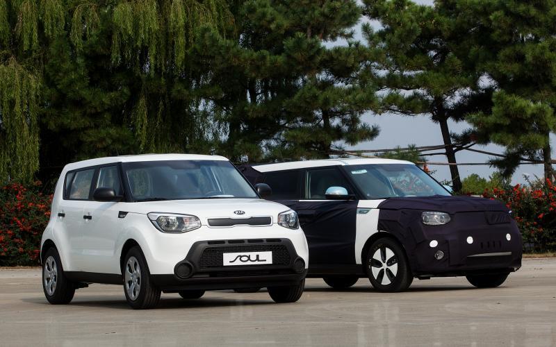 Kia Soul EV first drive review