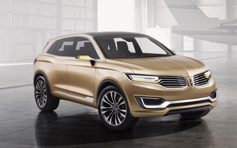 Lincoln has no plans to enter European car market