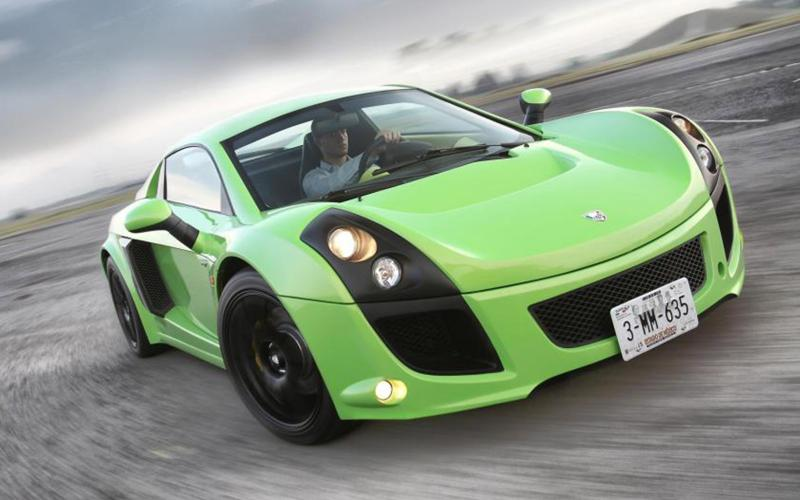 Revised Mastretta MXT sports car for 2015 launch