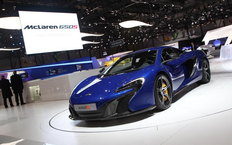 McLaren 650S faster than F1 hypercar