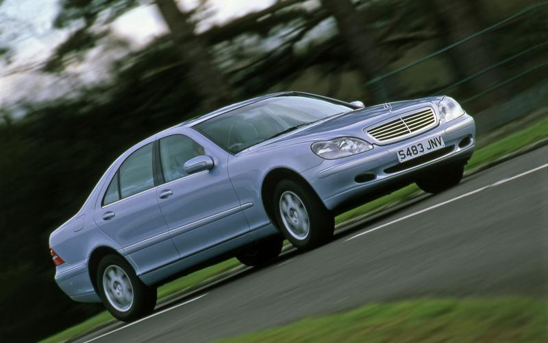 History of the Mercedes S-class - picture special