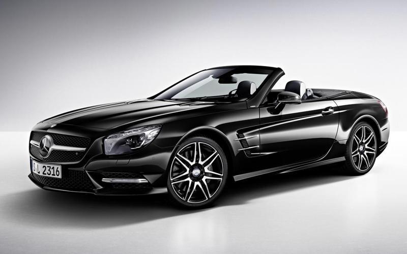 Mercedes-benz adds new SL400 to roadster range