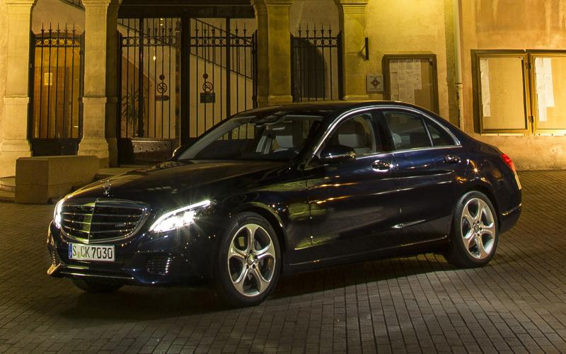 2014 Mercedes-Benz C250 first drive review