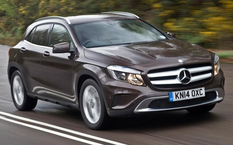 Mercedes benz gla review autocar for Mercedes benz gla crossover