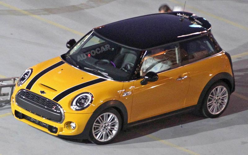 New Mini to be revealed in November