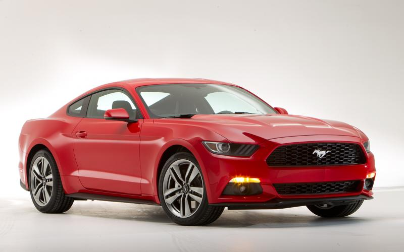 Why the new Ford Mustang is the beginning of a new era for Ford