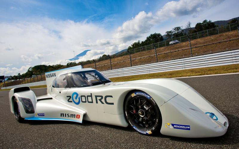 Nismo TV live at the Le Mans 24 Hours with Autocar