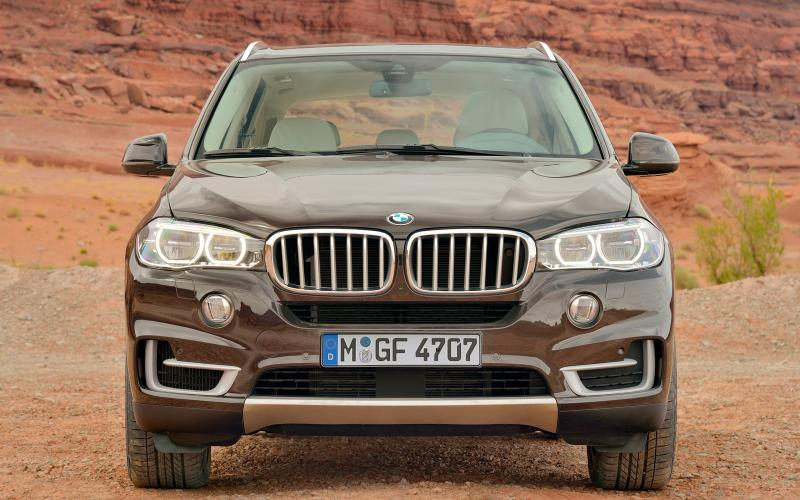 Silly car names No 8: the BMW X5 xDrive30d M Sport