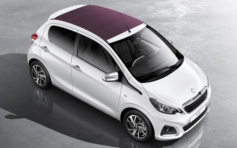Peugeot 108 revealed at Geneva motor show – updated with video