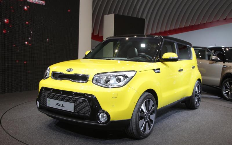 "Kia Soul EV to cost ""around £25k"""