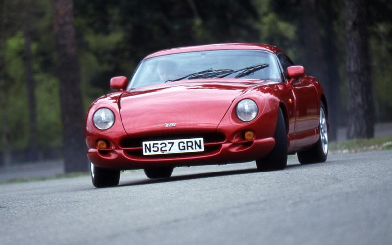 New TVR range ready for 2015