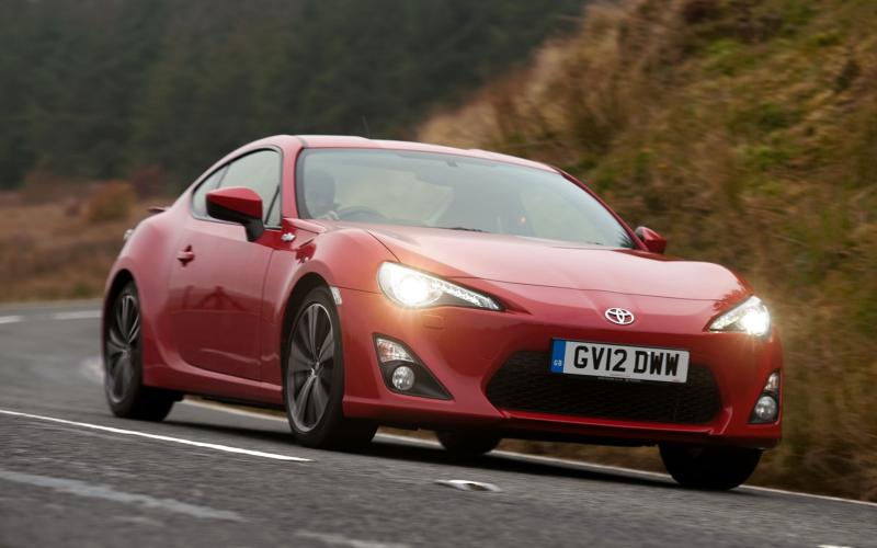 Toyota cans hybrid GT86