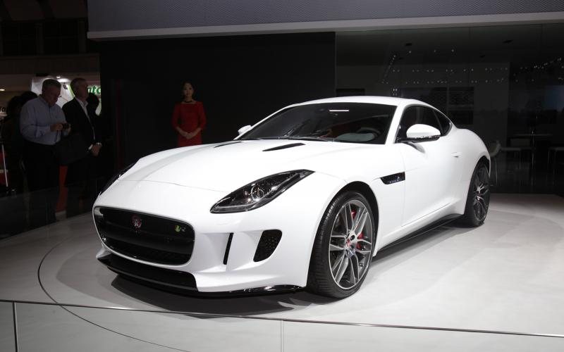 Jaguar F-type coupe to get RS and RS GT versions