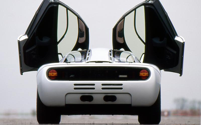 The men who made the McLaren F1