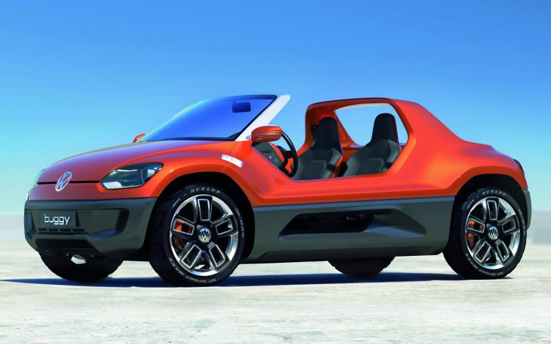 VW Up Buggy gets closer to production