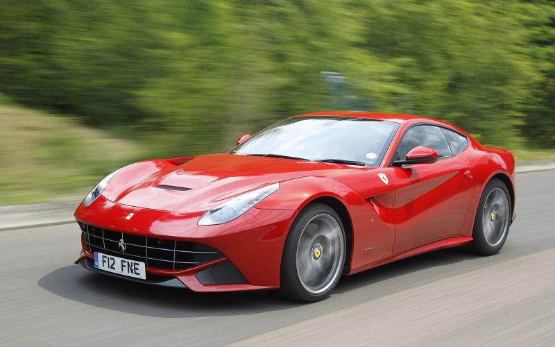 Ferrari finances 2013 and plans holding story