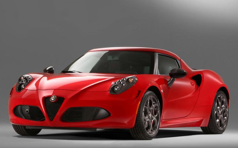 Alfa Romeo 4C Launch Edition - latest pics
