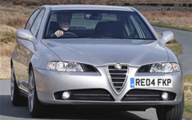Alfa 166 loses the most value