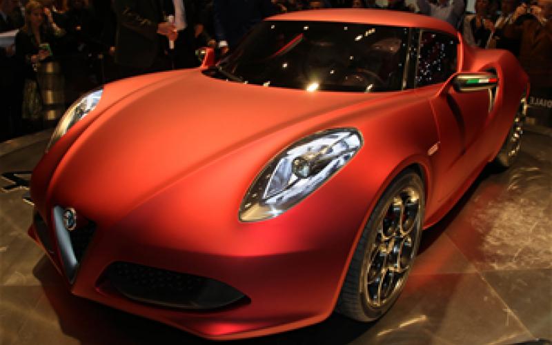 Alfa 4C to spearhead US relaunch