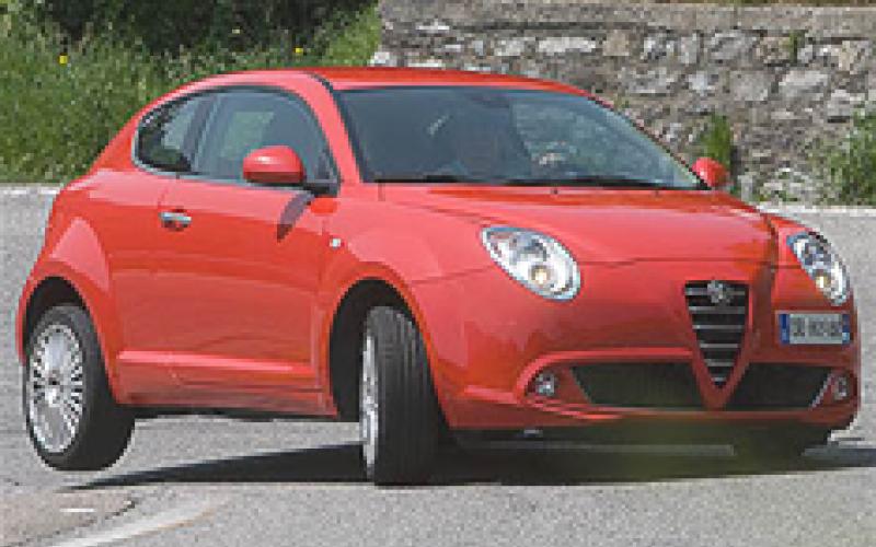 Alfa Romeo readies hot Mito GTA
