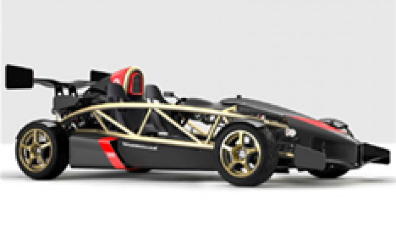 Ariel Atom V8 to cost £120k