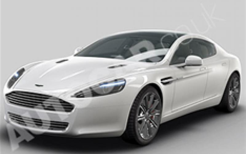 Official Pics: Aston Martin Rapide