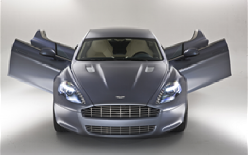 Aston Rapide from £139,950