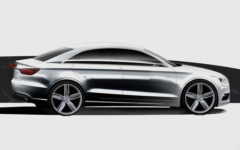 All-new Audi A3 previewed
