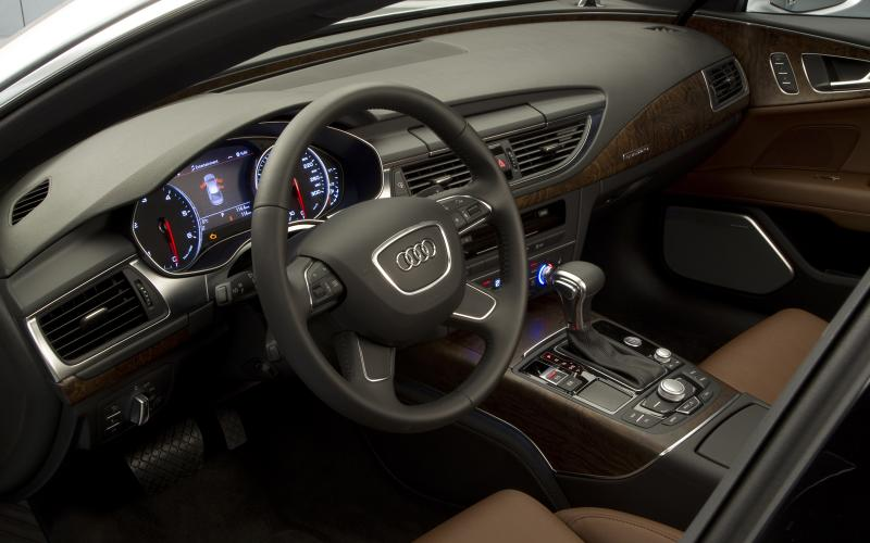 Paris motor show: Audi A7